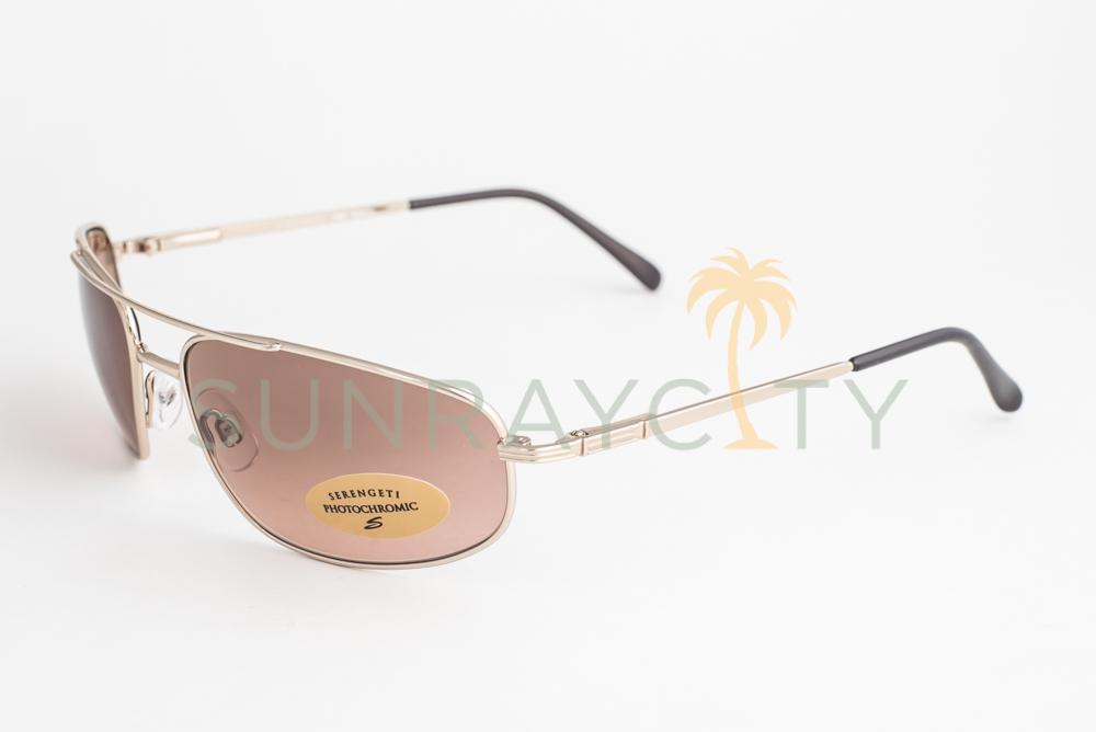 Serengeti Velocity Gold / Drivers Gradient Sunglasses 7096