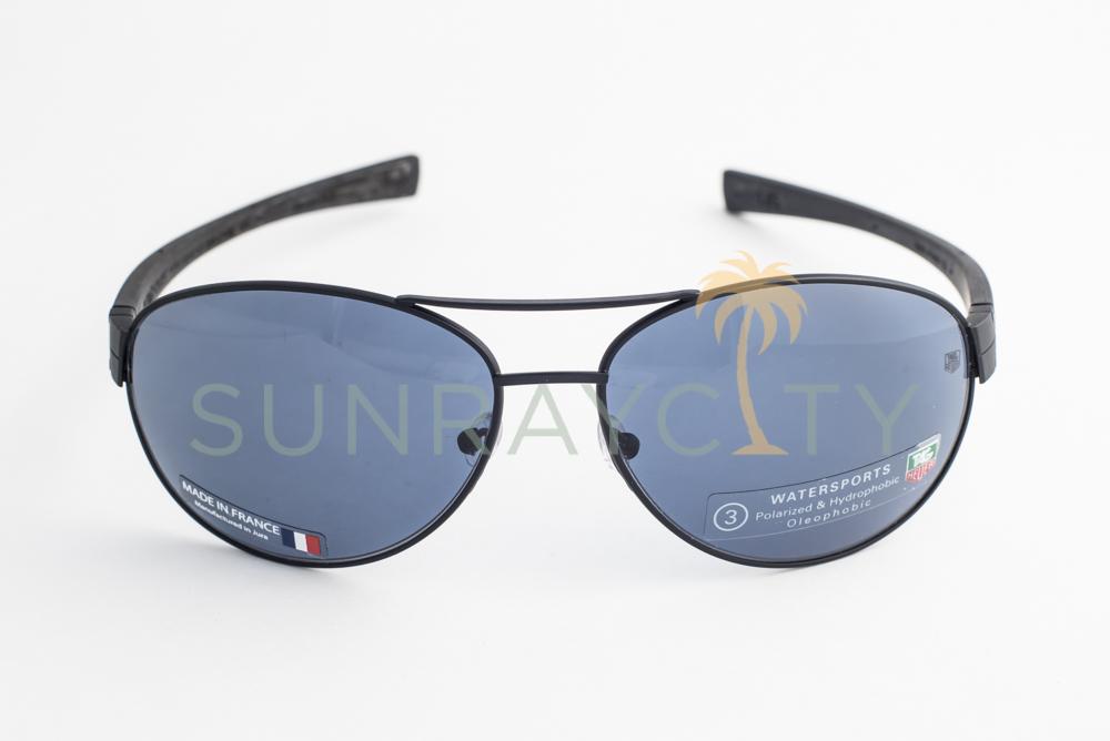 tag sunglasses  Tag Heuer LRS 253 Black / Watersport Blue Polarized Sunglasses ...