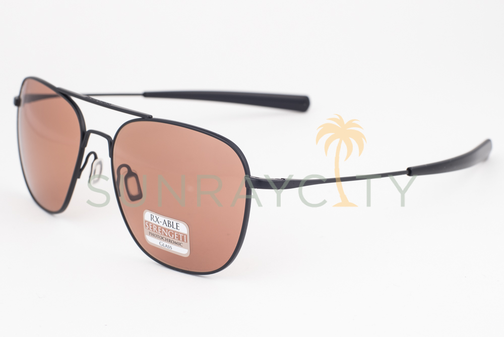 31e0c28260 Details about Serengeti Aerial Satin Black   Drivers Sunglasses 7975