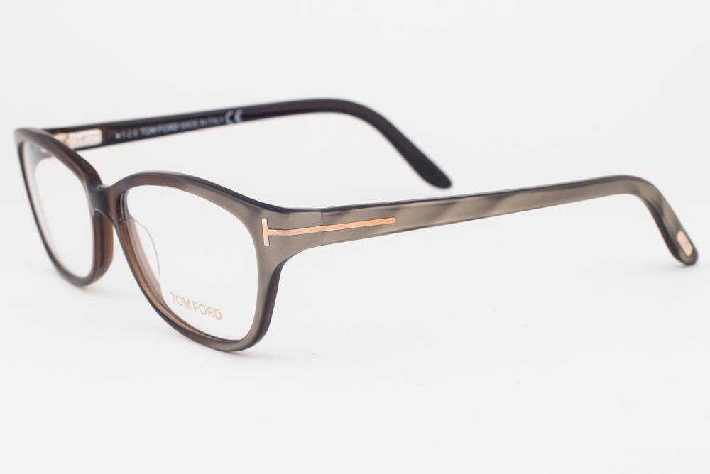 8a295eb361 Tom Ford 5142 050 Gunmetal Eyeglasses TF5142 050