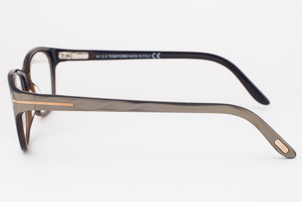9a3fa425e3 New Tom Ford 5142 050 Gunmetal Eyeglasses TF5142 050
