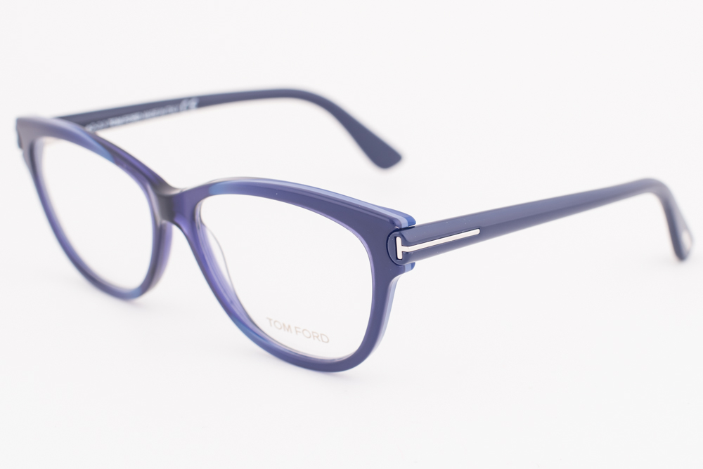 Tom Ford 5287 092 Blue Eyeglasses TF5287 092 55mm 664689574230   eBay 9797f29597ab