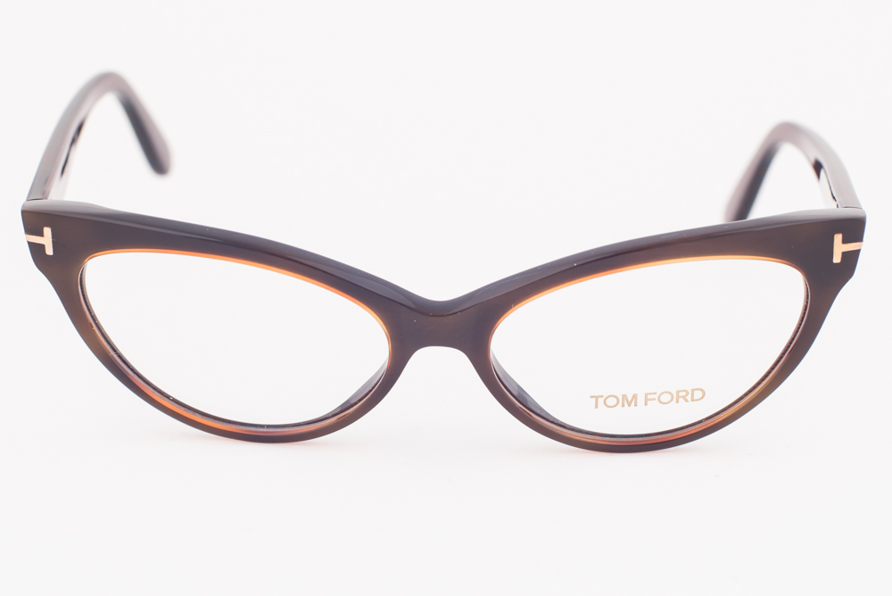 a820c75c6099 Tom Ford 5317-052 Brown Eyeglasses TF5317 052 54mm 664689633555