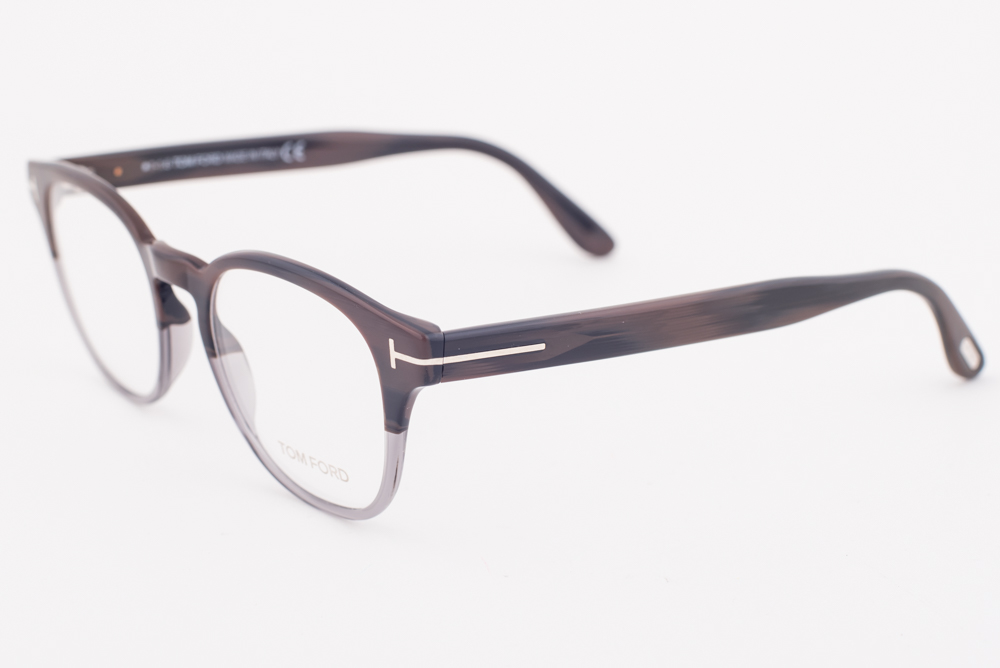 41d4f95145 Tom Ford 5400 065 Brown Gray Eyeglasses TF5400 065 48mm