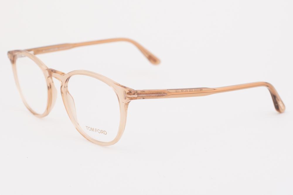 9d12d1d453 Tom Ford 5401 045 Clear Eyeglasses TF5401 045 51mm