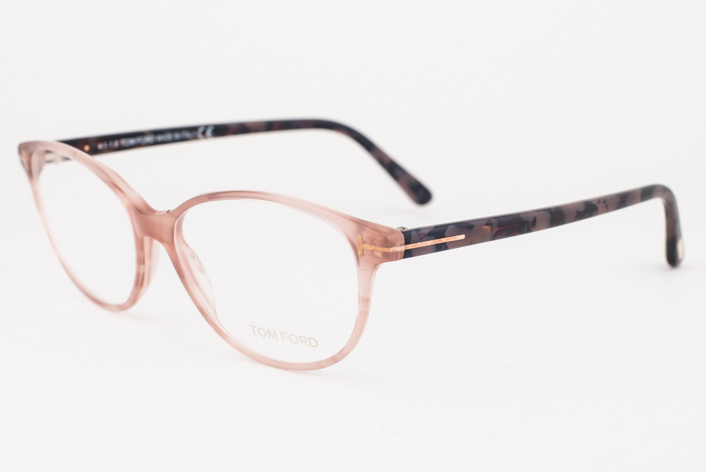 a45c35c8a1f Tom Ford 5421 074 Rose Pink Eyeglasses TF5421 074 55mm 664689812646 ...