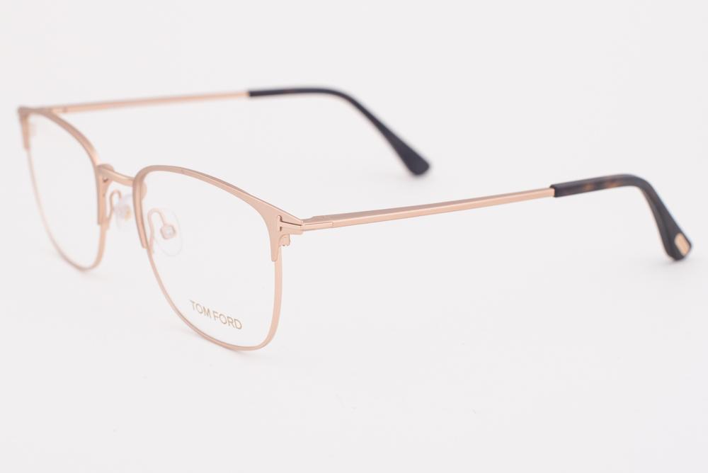 e55660768d Tom Ford 5453 029 Gold Eyeglasses TF5453 029 52mm