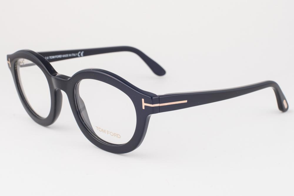 0c43c05286f02 Tom Ford 5460 001 Black Eyeglasses TF5460 001 49mm 664689859856
