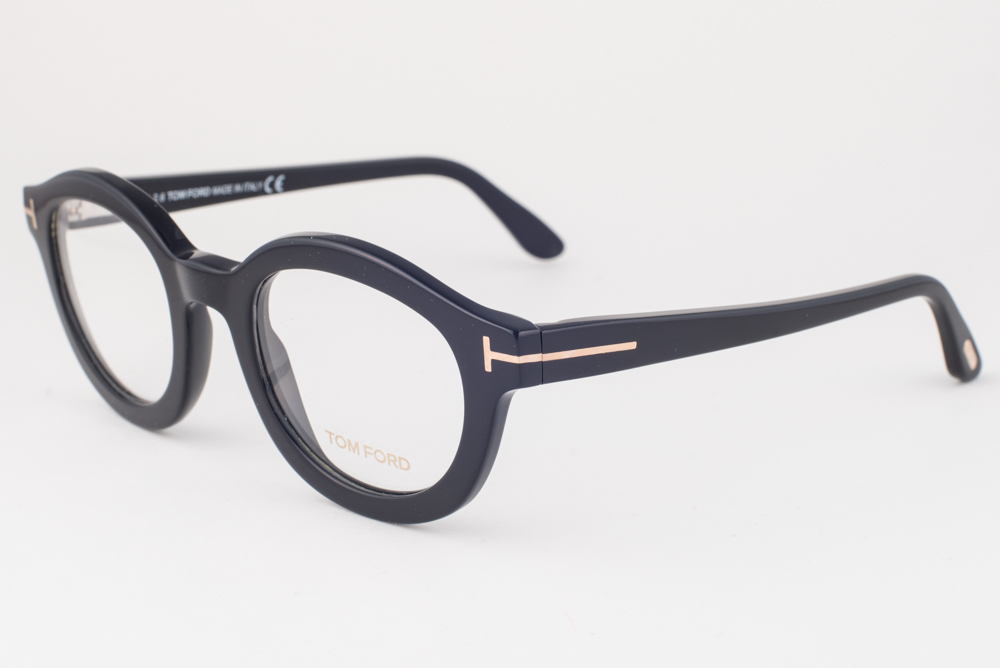 d9f8cbec27c Tom Ford 5460 001 Black Eyeglasses TF5460 001 49mm 664689859856