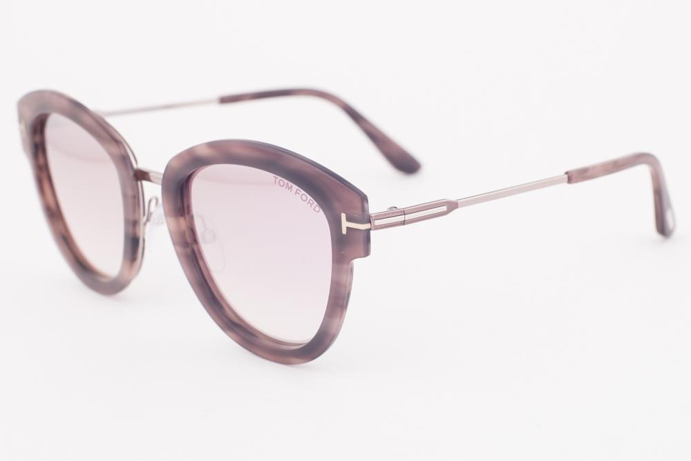 b3bf80c8a2109 Tom Ford MIA Havana   Rose Mirrored Sunglasses TF574 55Z MIA-02