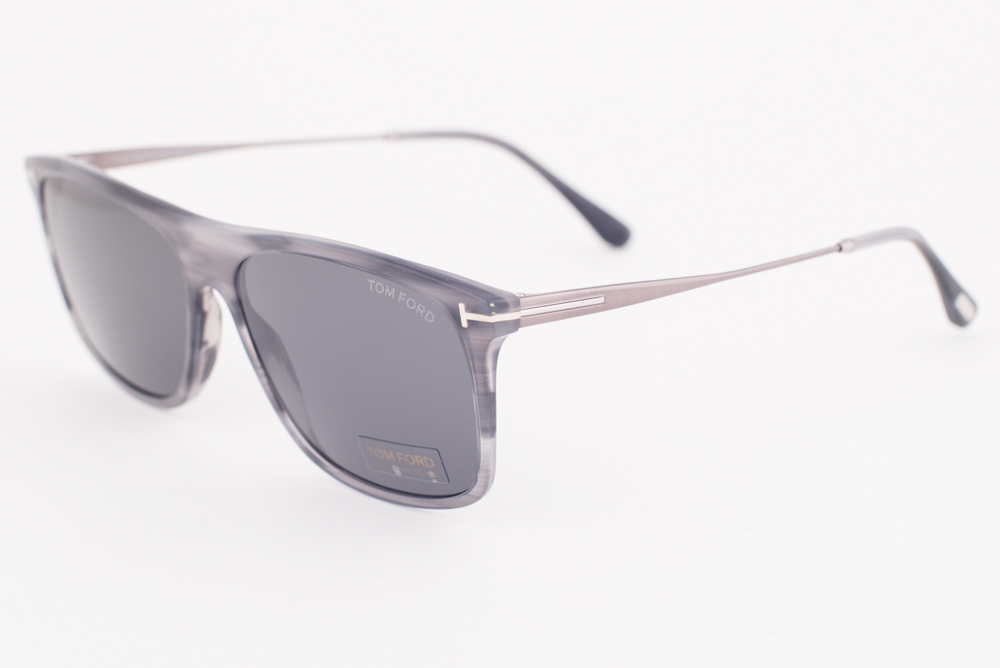 9237bdc3995 Tom Ford MAX Gray Tortoise   Gray Sunglasses TF588 20A MAX-02