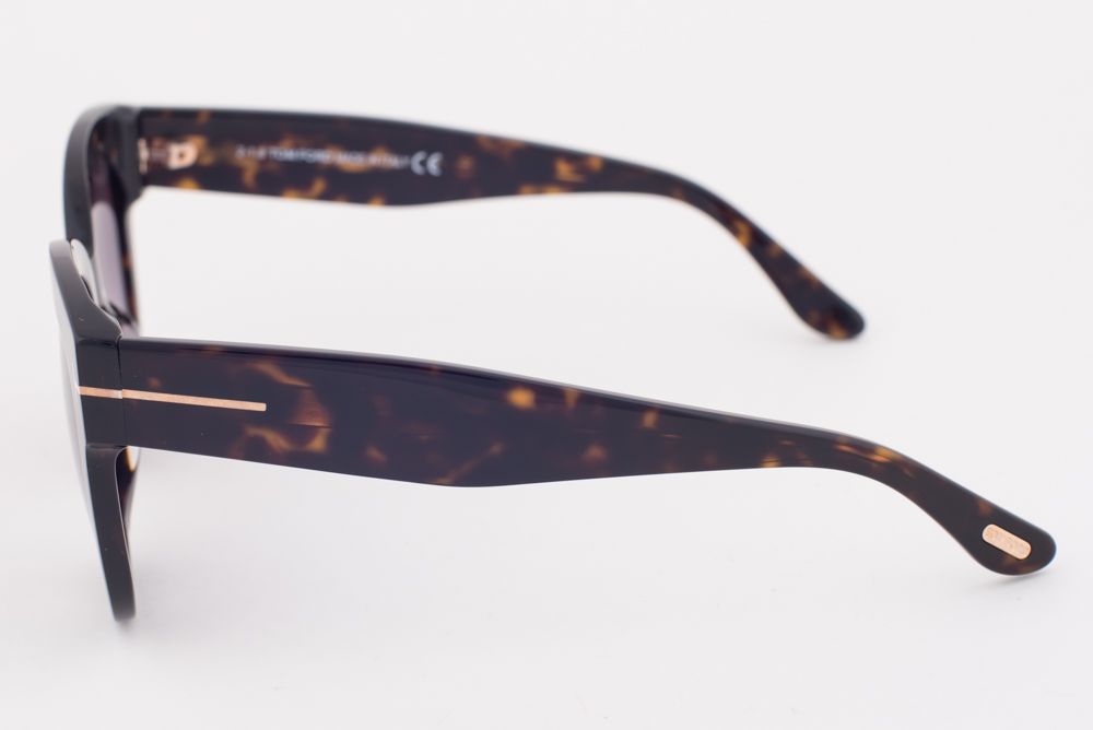 b944761abd Tom Ford BEATRIX Havana   Gray Gradient Sunglasses TF613 52T BEATRIX ...